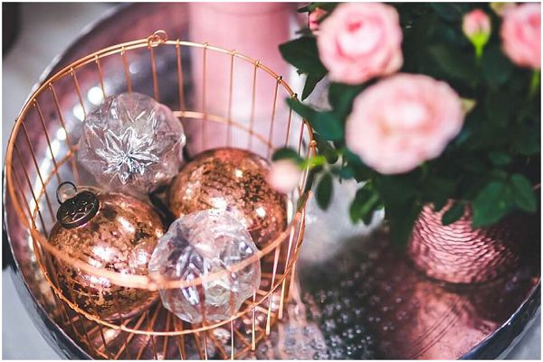 The biggest 2019 2020 wedding trends copper and silver