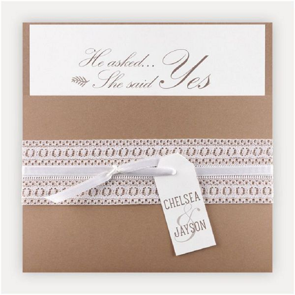 The biggest 2019 2020 wedding trends stationery