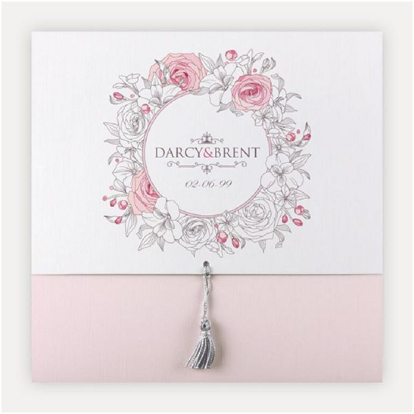 The biggest 2019 2020 wedding trends pink and grey