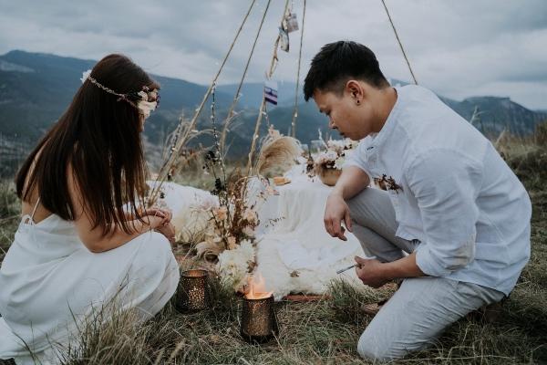 Vietnamese Traditional Ceremony