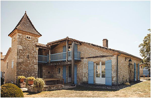 Vineyard Wedding Venue Gascony South France