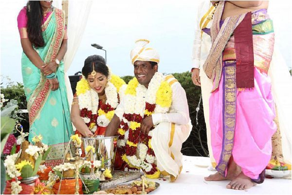 indian wedding traditions by Noces du Monde