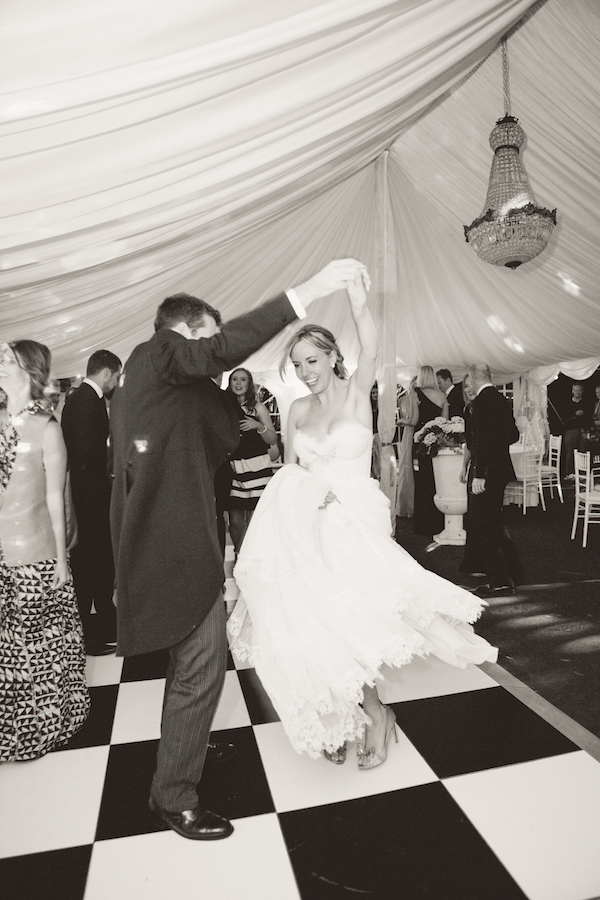 12 Elian Concept Weddings Marquee Wedding France Dancefloor Erika Gerdemark Photography