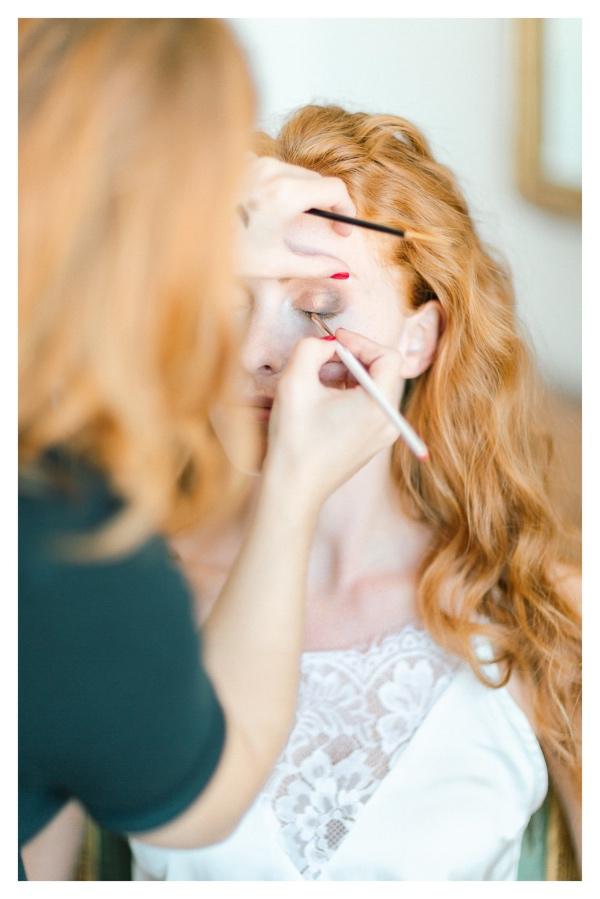 Bridal Makeup Fanny Garcia