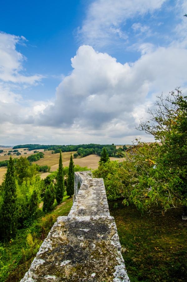 Castelnau des Fieumarcon Outdoor View