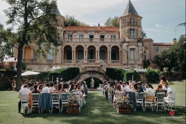 Château Sainte Cécile wedding