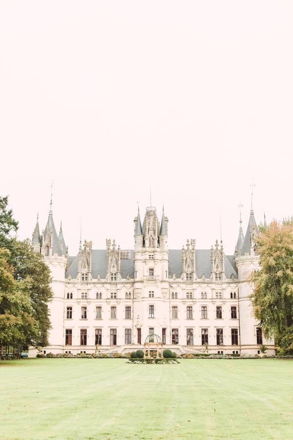 Chateau Challain Castle Venue