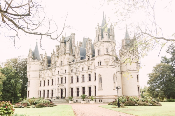 Chateau Challain French Castle
