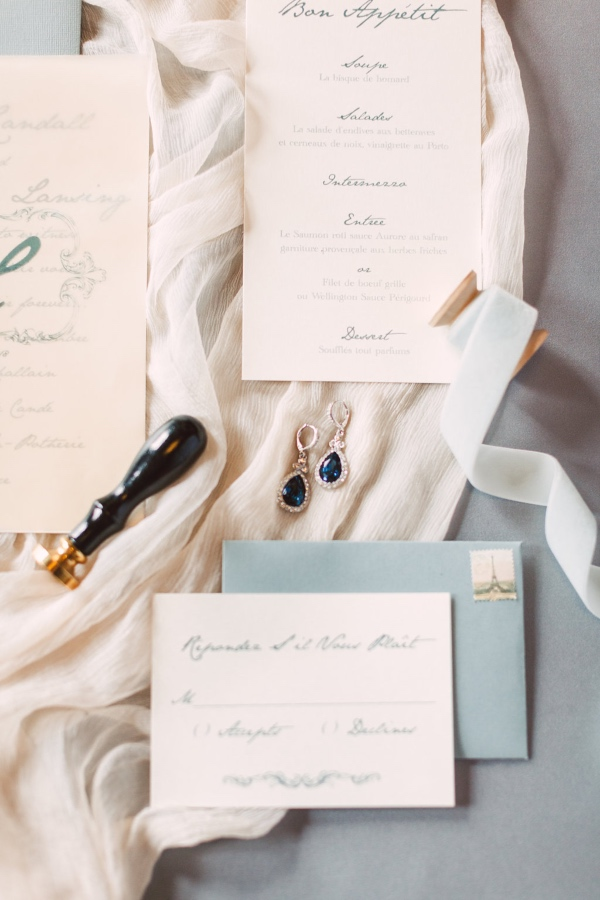 Chateau Chic Stationery