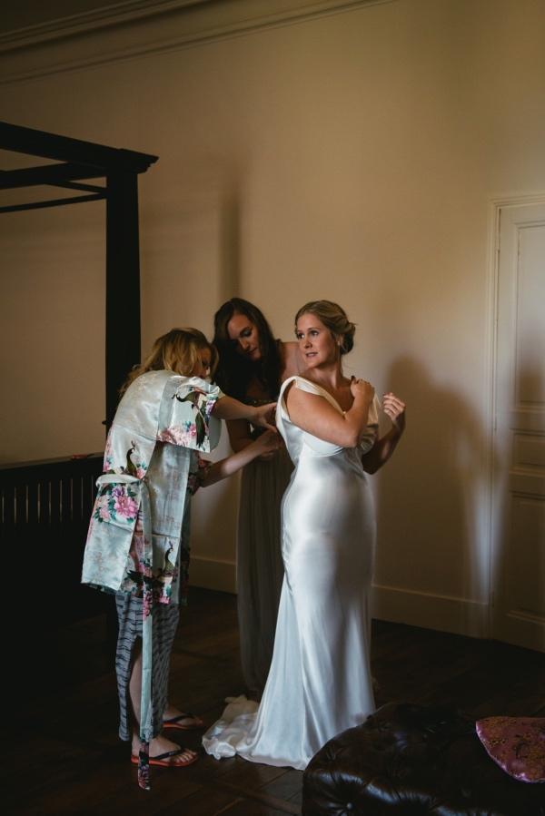 Chateau bridal prep