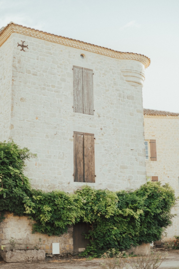 Chateau d'Auros France wedding venue
