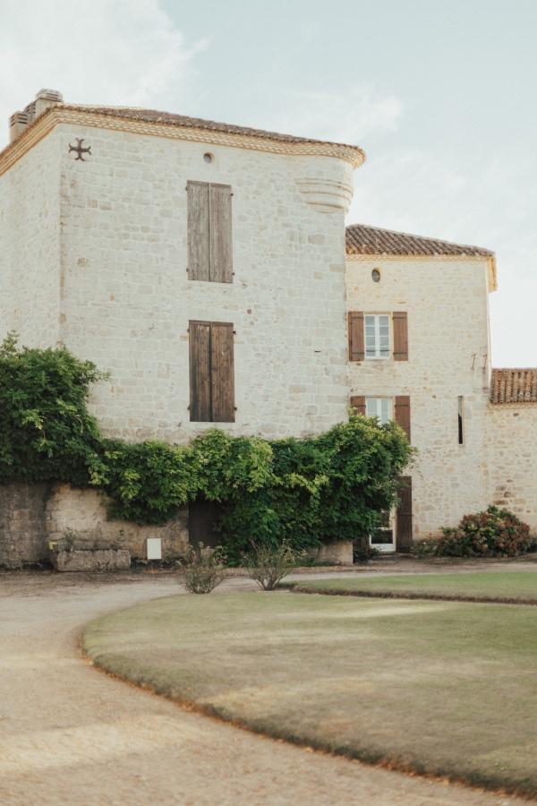 Chateau d'Auros France