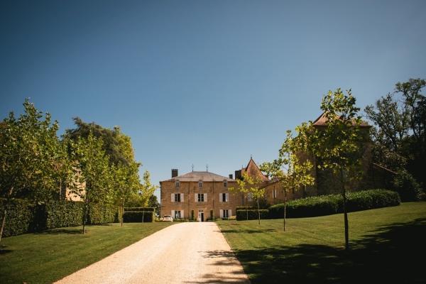 Chateau de Redon France