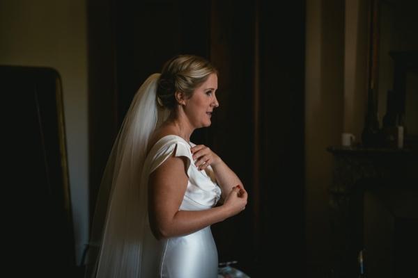 Chateau de Redon bridal gown