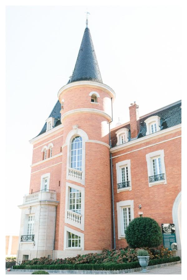 Chateau des Creusettes French Venue