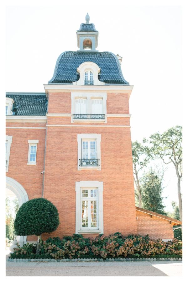 Chateau des Creusettes Wedding Venue