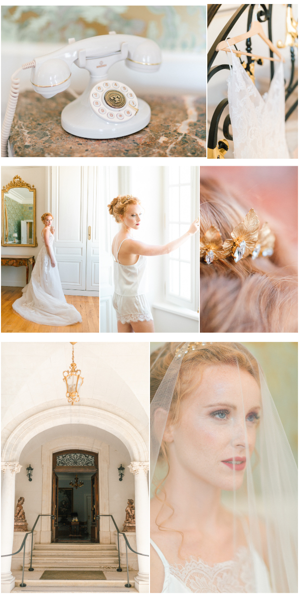 Cymbeline Bride for Gone with the Wind Wedding Inspiration Snapshot