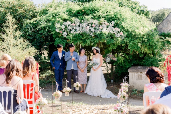 DIY wedding in Loire Valley