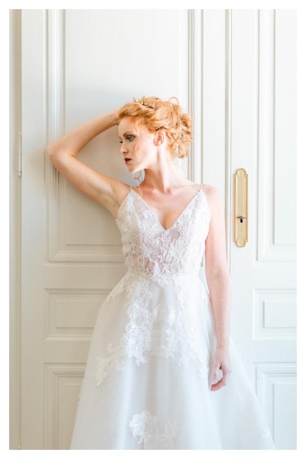Designer Cymbeline Gown