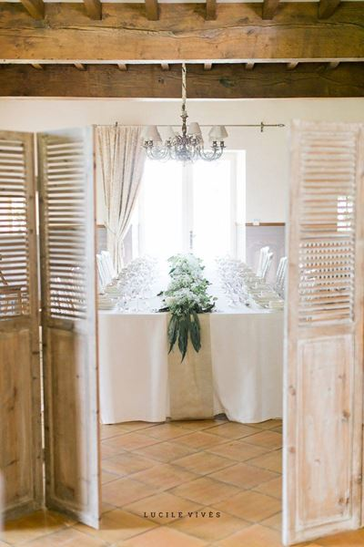 Domaine Michaud South Of France Wedding Venue