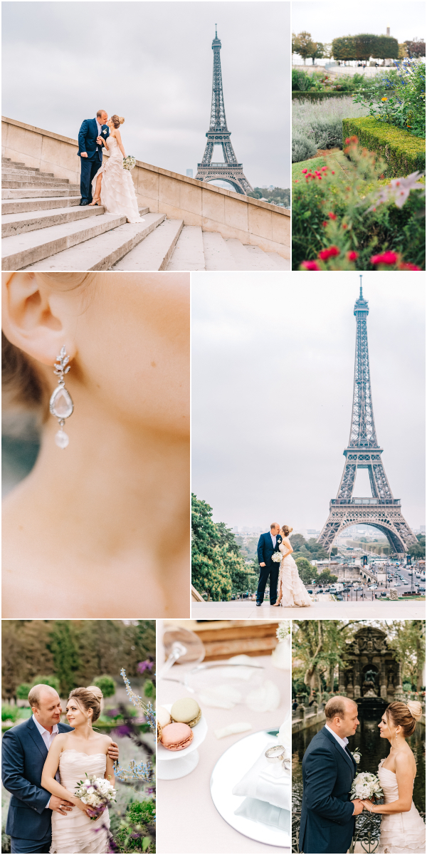 Elope to Paris France Snapshot
