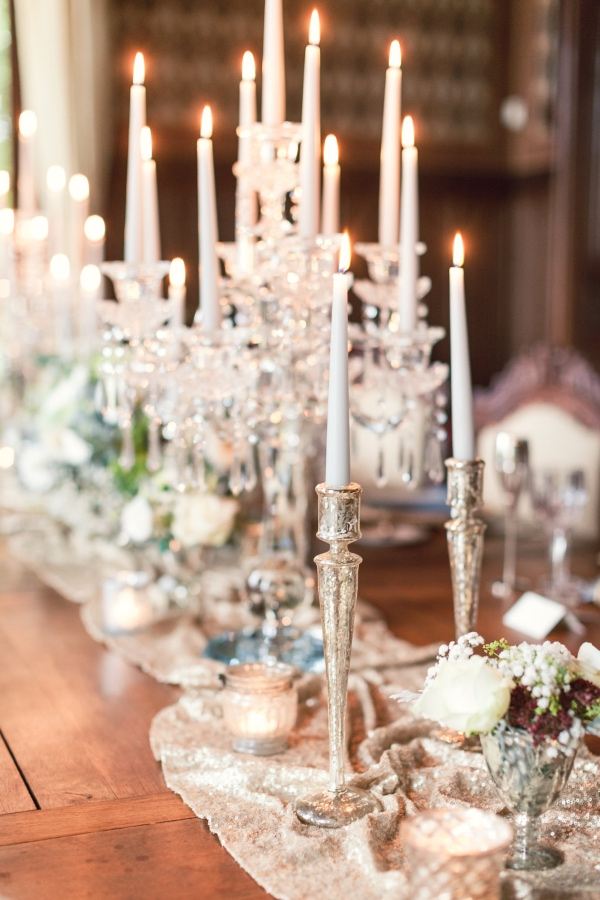 French Candlesticks and Candelabra