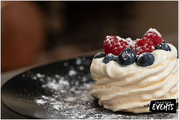 French Wedding and Event Caterer Desserts