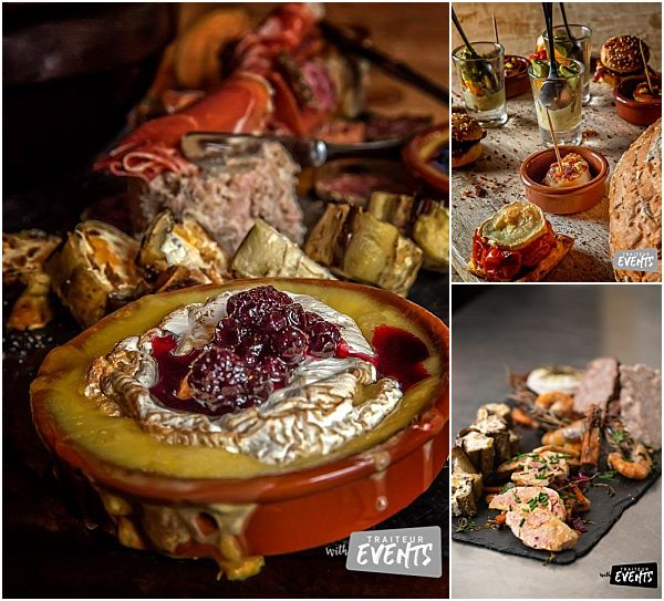 French Wedding and Event Caterer Wedding Catering