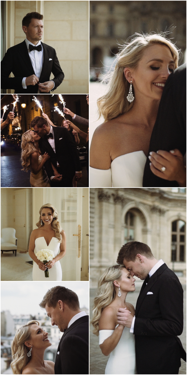Luxe Destination Wedding in Paris Snapshot