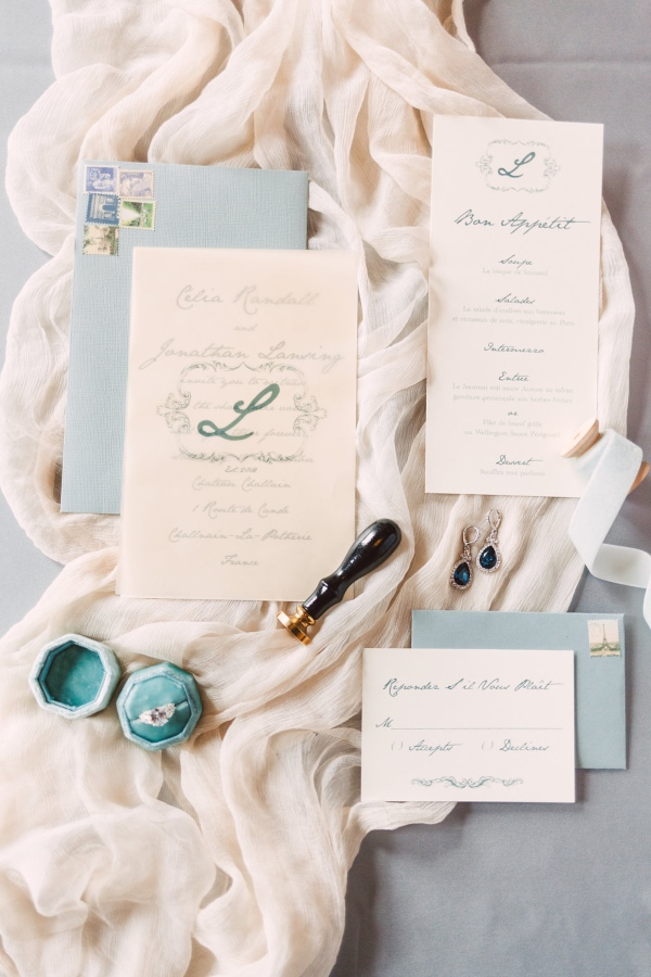 Studio M Creations French Stationery