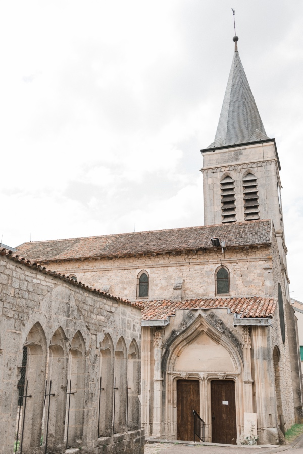 church wedding france