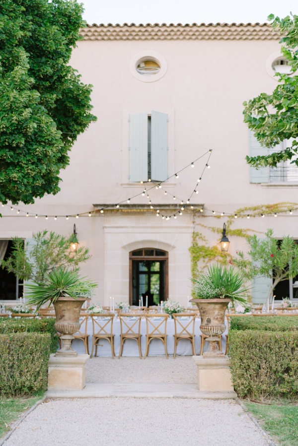 french chateau in provence