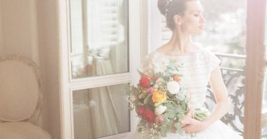 french classic luxe wedding