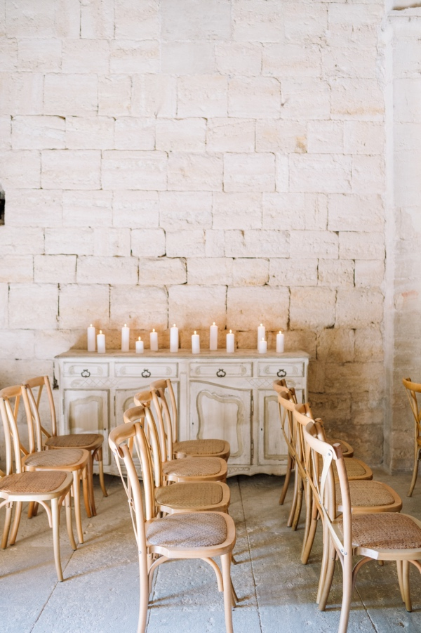 french provence ceremony