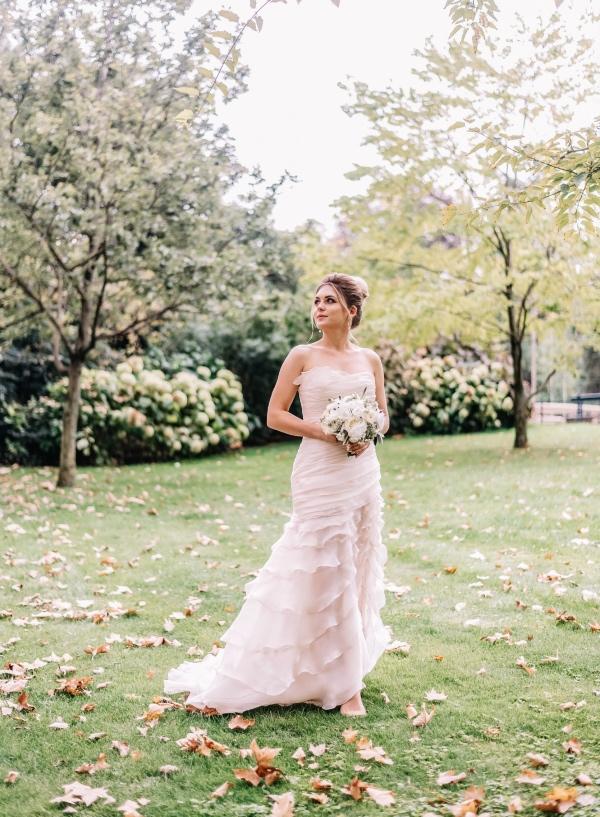 garden bride france