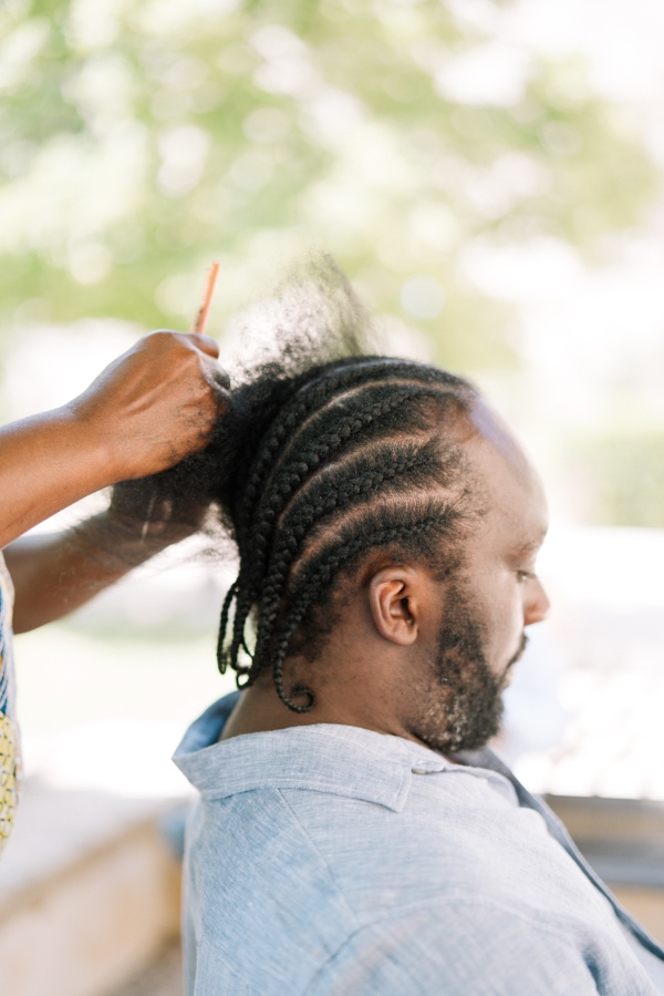groom hairstyle france