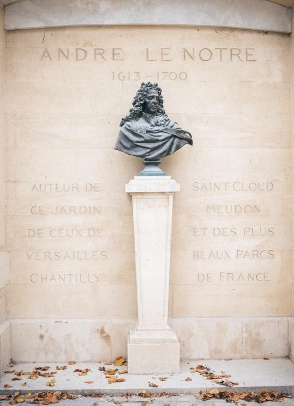 paris statue decor