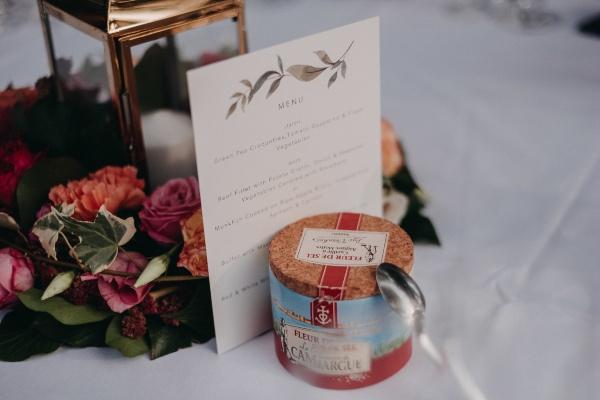 romantic chateau wedding