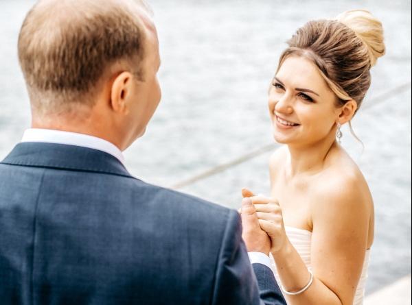 romantic paris elopement