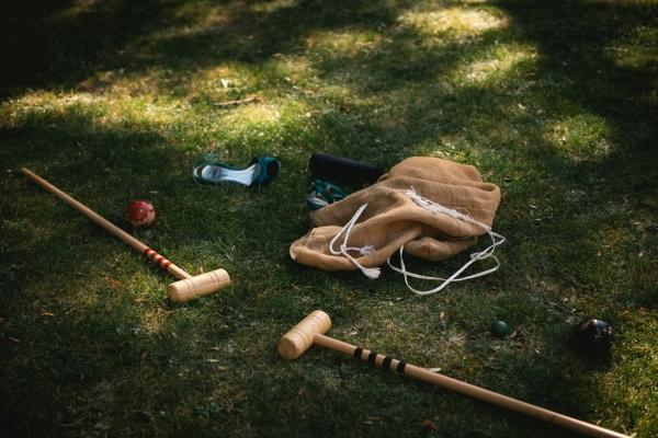 wedding game croquet
