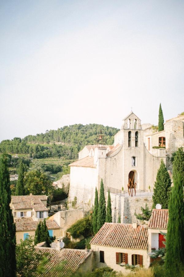 Château de la Tour Vaucros Church