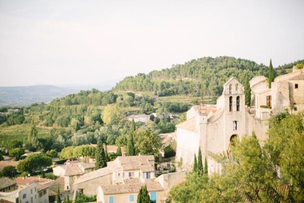 Château de la Tour Vaucros Views