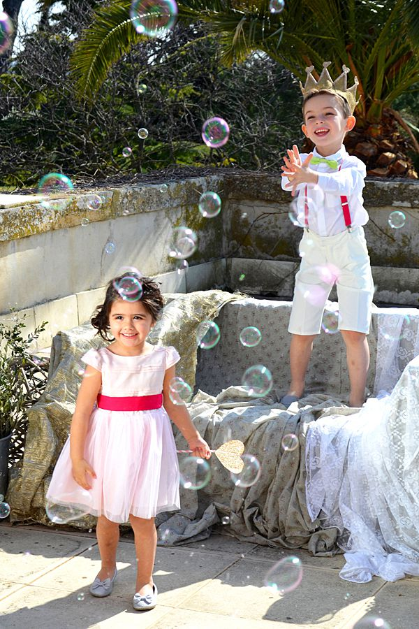Elian Concept Weddings Children Entertainment French Weddings