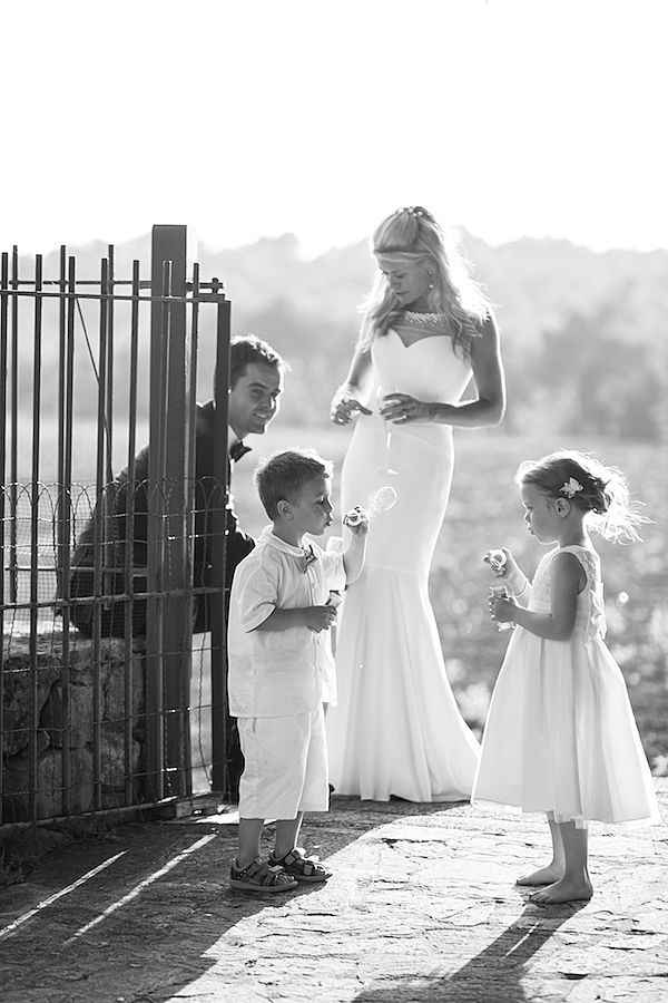 Elian Concept Weddings Invite Children to French Weddings