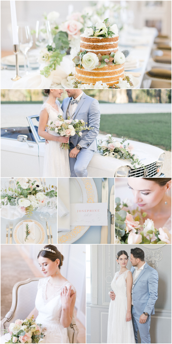 Fine art wedding in Toulouse France Snapshot