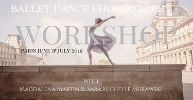 Magdelena Martin Ballet Dance Workshop