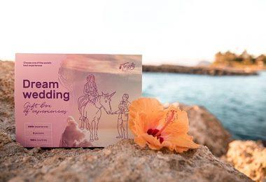 Tinggly Wedding Travel Dream Wedding Gift