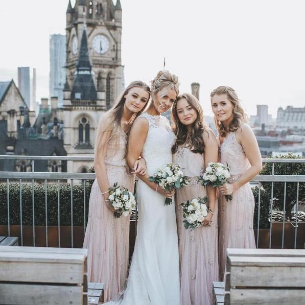 best beautiful bridesmaid dresses