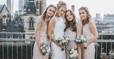 bridesmaids landscape