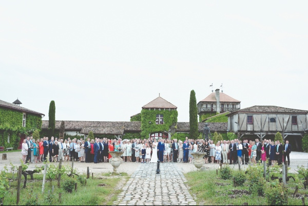 chateaux wedding france